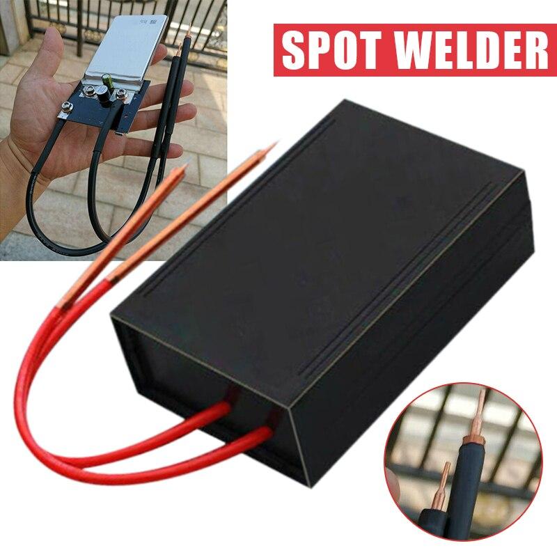 DIY Handheld Welding Soldering Machine18650/32650 Li-ion Battery Mini Spot Welder Pens Display Power Spot Welding Power